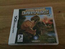 Nintendo DS Game Combat Of Giants Dinosaurs