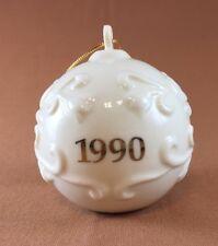 BioEssence Christmas Glitter Porcelain Christmas Ornament #7121