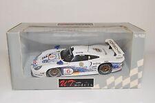 @ 1/18 UT MODELS PORSCHE 911 GT1 LE MANS 1997 MINT BOXED