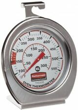 Rubbermaid Kitchen Cafe Bar Dessert Bakery Cake Commercial Oven Thermometer