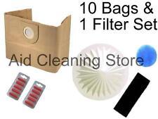10 Vax 121 6131 7131 6151SX 5120 8131 Vacuum Dust Bags Air Fresheners Filter Set