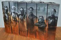 NIB Star Wars The Black Series; The Mandalorian; Armorer; Grief; 6 Figure Lot