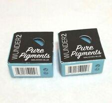 Wunder2 Pure Pigments Ultra-Fine Loose Color Powder Maldives Blue 0.04 oz