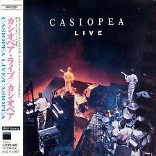 CASIOPEA - CASIOPEA NEW CD