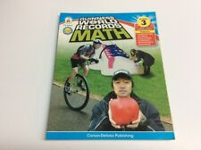 Guinness World Records Series ~ Math ~ Answer Key ~ Grade 3 ~ Carson Dellosa