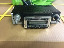 Retro Style Radio suit '64 - '66 Mustang. , AM/FM, USB. With ICAM Kit