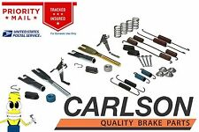 Complete Rear Brake Drum Hardware Kit for Dodge GRAND CARAVAN 1996-2006