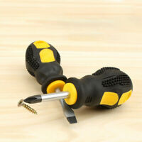 Mini Screwdriver Flat Head Slotted Small Compact Hand Tools G9