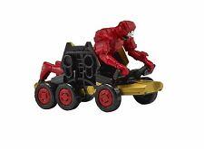 Power Rangers Super Ninja Acier - Mega Morph Rouge Lunar Rover Jouet