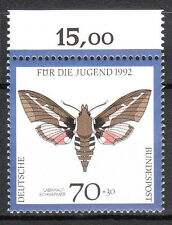 BRD 1992 Mi. Nr. 1603 Postfrisch Oberrand TOP!!! (10506)