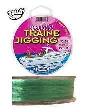 environ 9.07 kg clair Leader-ligne de pêche-Mémoire Free Monofilament Ligne Sunset Amnesia 20 lb