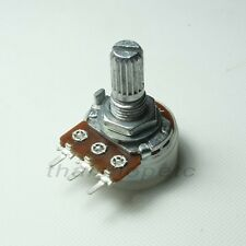 2 x 200K Ohm C200K 200KC Logarithmic Taper Potentiometer Pot