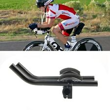 Cycling Handlebar Bar Bicycle Handle Bar Triathlon Road Bike Arm Rest Bar tt