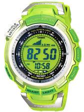 Casio Pro trek PRG-110C-3 Solar Triple Sensor Tough Solar New Mens Watch PRG-110