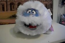 Rudolph Pillow Pet Plush ABOMINABLE SNOWMAN 50th Anniversary BUMBLEE YETI 11INCH