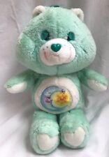"Kenner Care Bears 1983 Bedtime Bear Moon Star 13"" Plush Stuffed Vintage"