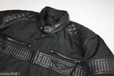 11e5388c NWOT Harley Davidson Elite Winged B&S Waterproof Textile & Leather Jacket  2XL