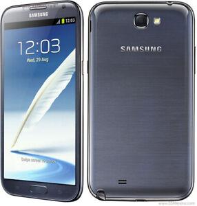 "Samsung Galaxy Note 2 N7105 16GB 5.5"" ""8MP Quad-Core 3G LTE 4G UNLOCKED Phone"