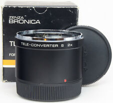 Bronica SQ 2x Tele-Convertitore S-Boxed - === Nuovo di zecca ===