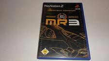 PlayStation 2  PS 2  MR 3 - Megarace 3: Nanotech Disaster