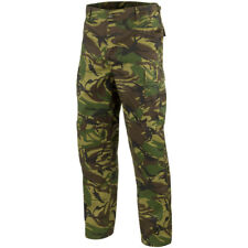 MIL-TEC ARMY COMBAT MENS CARGO PANTS MILITARY RANGER TROUSERS BRITISH DPM CAMO