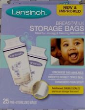 Lansinoh Breastmilk Storage Bags 25 each