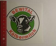 Aufkleber/Sticker: Bewital Kälbermilch (26011729)
