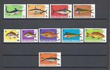 More details for maldives 1973 sg 47/56 mnh cat £17