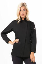 Chef Works Womens Marrakesh V-Series Chef Coat (Ces03W)