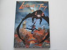 LANFEUST DE TROY T7 EO1999 TBE/TTBE PETAURES SE CACHENT EDITION ORIGINALE