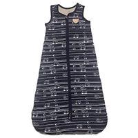 Steiff Baby Schlafsack Ringel-Jersey  110 cm rot schwarz 6842560 neu