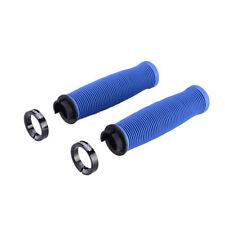 ROCKBROS Bike Cycling Lock TPR Rubber Comfortable Non-Slip One Side Lock Grips