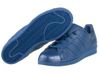 Adidas Originals Superstar Glossy Toe Trainers Shiny Metal Shiny S76723 RRP £119