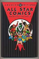 All Star Comics Archives Volume 5 (1999) Hardcover DC Archive Editions