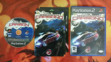 NEED FOR SPEED CARBONE PLAYSTATION 2 PS2