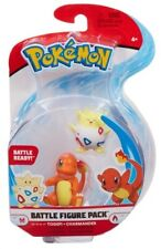 Pokemon Battle Figure Set - Togepi and Charmander