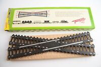 Fleischmann H0 Railroad Model Cross Track No. 1611 HO