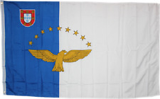 3x5 Azores Island flag 3'x5' house banner grommets
