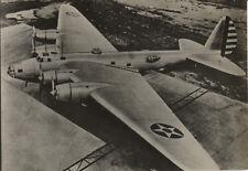 Postcard 1466 - Aircraft/Aviation Real Photo Amer Bomber