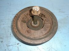 Land rover discovery 2 defender td5 lower crank shaft pulley
