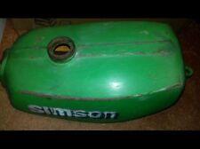 Simson Tank