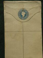 Victorian Stamped Registered Envelope -Malta Postal History- 2 Pence