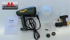 Paint Sprayer, TECCPO 800ml/min HVLP Home Electric Spray Gun with 1300 Container
