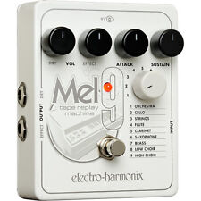 Electro-Harmonix MEL9 Tape Replay Machine Pedal Electro Harmonix MEL 9 NINE Mint