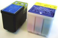 SET OF NON-OEM PRINTER INK CARTRIDGES FOR EPSON STYLUS COLOR 740, 760, 800, 850
