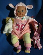 Zapf Puppe Baby Annabell 2005 + viel Zubehör, Spielpuppe 1