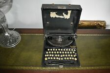 More details for antique remington portable typewriter with case 1920's