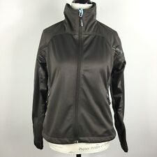 SUNICE TORNADO Womans Jacket Medium Brown Full Zip