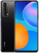 """NUOVO Smart 2021 Huawei P Midnight Nero 128GB 6.67"""" 4GB HMS Andr 10 SIM Gratis Regno Unito"""