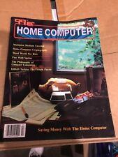 NOS New 99'ER MAGAZINE VOL 2 No. 6 TI-99/4A April 1983 12th Issue